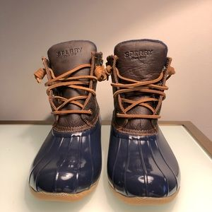 New Sperry Women's Duck Boots size 5.5